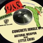 CONCRETE JUNGLE feat. LITTLE CHIBI