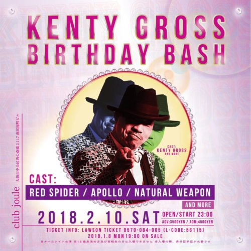 KENTY GROSS BIRTHDAY BASH